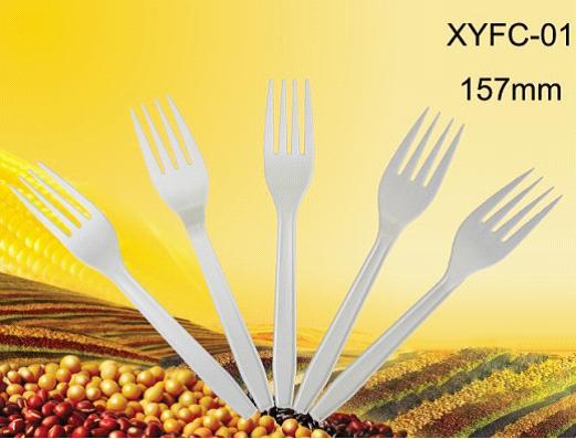 Biodegradable Disposable Fork
