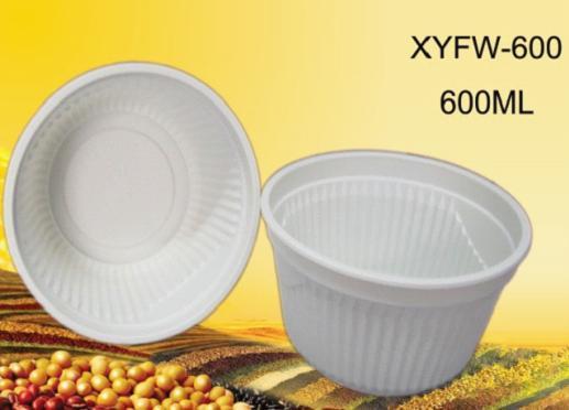 Biodegradable Disposable Noodle Bowls