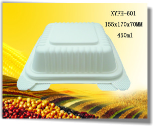 Biodegradable Disposable Take Away Lunch Boxes