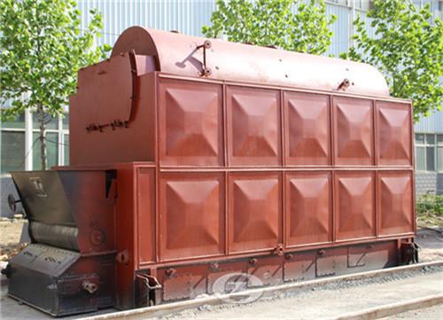 Biomass Fired Hot Water Boiler