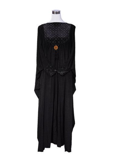 Black Abaya Made In Dubai