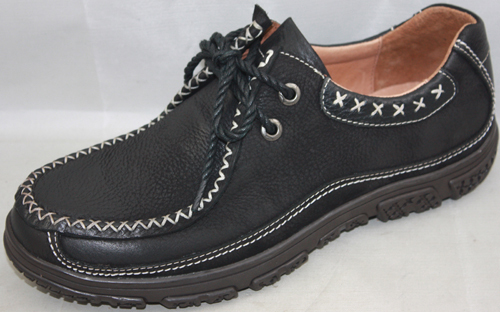 Black Men Shoes Xh838 7a
