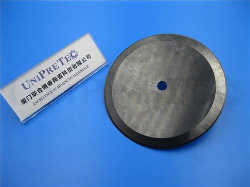 Black Zro2 Zirconia Ceramic Cutting Blade