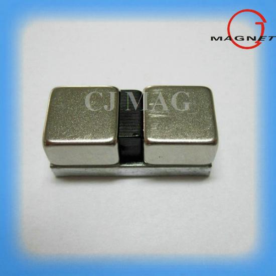 Block Magnet Ni Coating