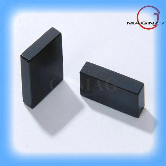 Block Ndfeb Magnet Epoxy Coating