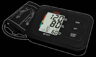 Blood Pressure Monitor Bp101y
