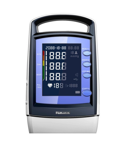 Blood Pressure Monitor Supplier Rg Bpii8000 Raycome Pulsewave