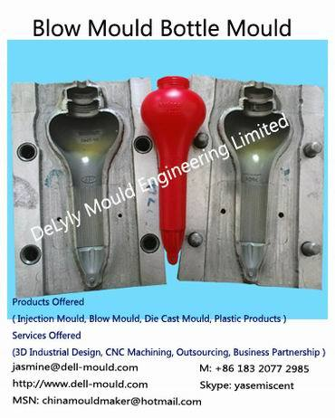 Blow Mould And Moulding