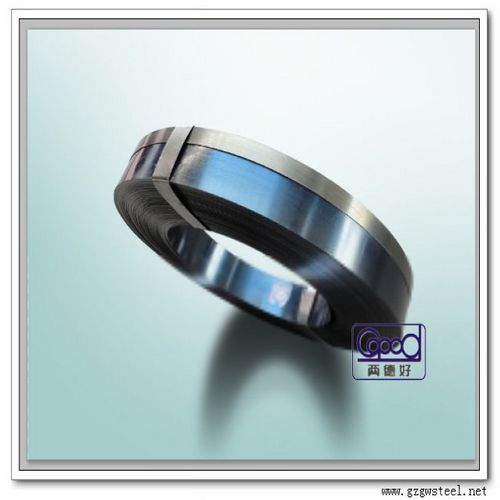 Blue Polished High Carbon Steel Strip