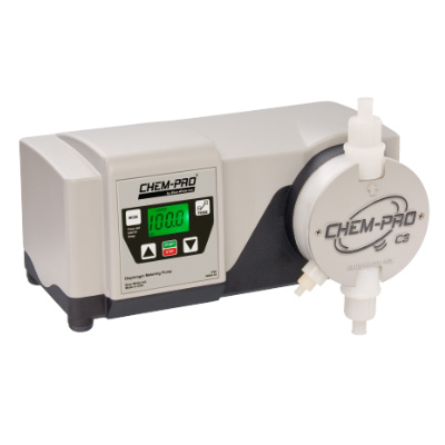 Blue White Diaphragm Pump Chem Pro C3