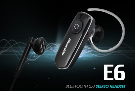 Bluedio E6 Bluetooth Headset V3 0 Transmit Data Rapidly And Yield Stable Hi