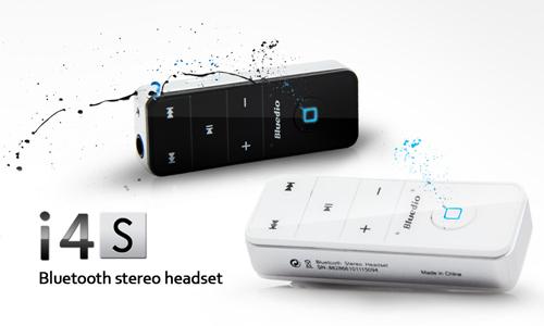 Bluetooth Headsets Headphones Bluedio I4s