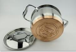 Bm Copper Bottom Cookware