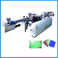 Board Production Line Plastic Extrusion Extruder