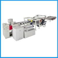 Board Production Line Plastic Extrusion Pc Pmma