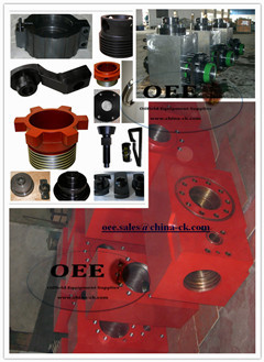 Bomco F800 F1000 F1300 F1600 Mud Pump Spare Parts And Accessories