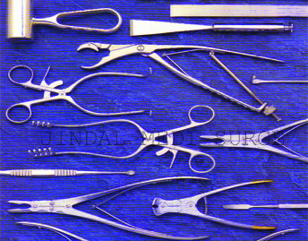 Bone Instruments For Trauma Surgery