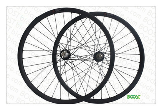 Boostbicycle 27 5er 650b Mountain Bike Wheelsets 40mm Width Clincher Hookle