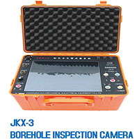 Borehole Camera For Karst Development Discrimination Jkx Series