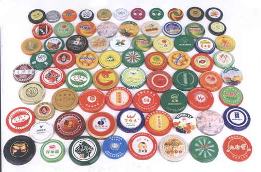 Bottle Caps For Different Size Glass