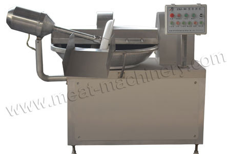 Meat Processing Machines Bowl Cutter