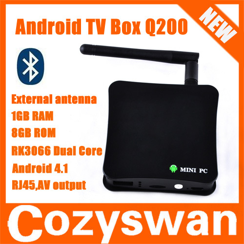 Box Version Q200 Mk819 Tv Dual Core Dongle