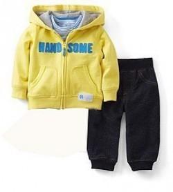 Boys Stylish Sweatshirt Sets