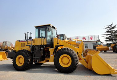 Brand New High Quality 5 Ton 3 M3 162kw 220hp Front Wheel Loader With Cummi