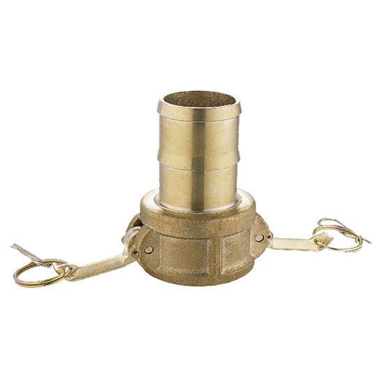 Brass Camlock Coupling Type C
