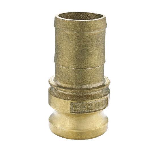 Brass Camlock Coupling Type E