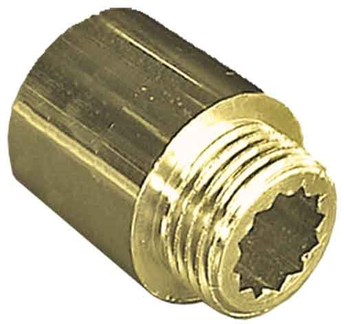 Brass Extension Pipe Nipple