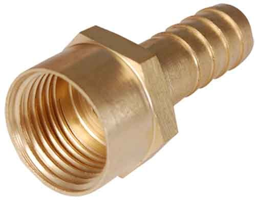 Brass Female Hose Nippleconnectors