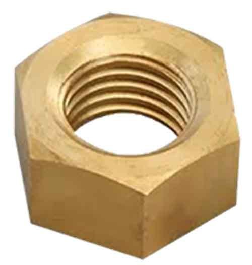 Brass Heavy Hexagonal Nut