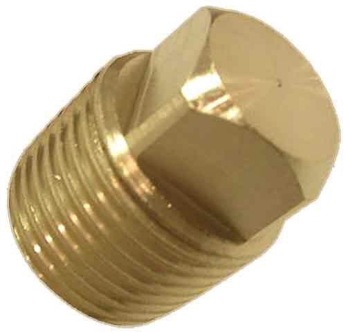 Brass Square Pipe Plug