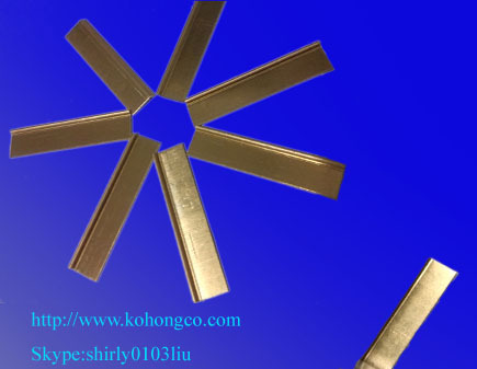 Brass Stamping Parts And Gaskets