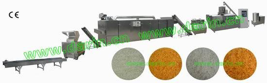 Bread Crumbs Processing Line