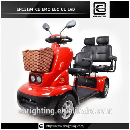 Bri S04 Electrical Wholesale Four 4 Wheel Electric Scooter For Elderly