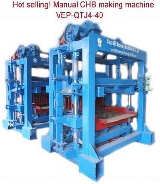 Brick Machine Qtj4 30