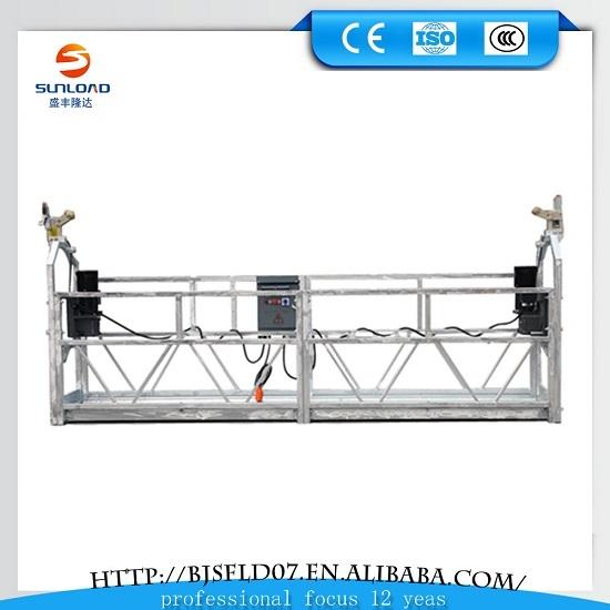 Bridge Underdeck Suspended Platform
