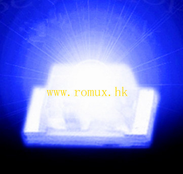 Bright Bl Hb036d Trb 0603 Blue Smd