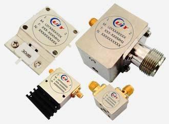 Broadband Isolator 65288 Rf Microwave