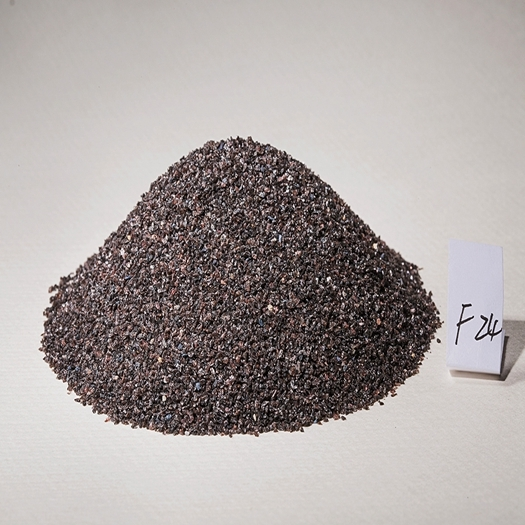 Brown Fused Alumina F24 Oxide Bauxite
