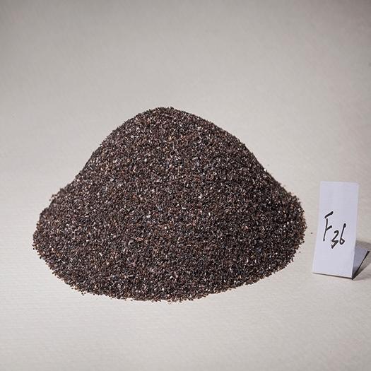 Brown Fused Alumina F36 Oxide Bauxite