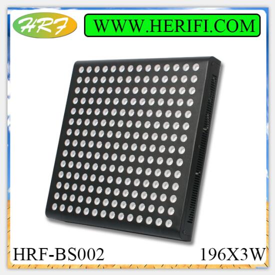 Bs002 196x3w Led Grow Light Full Spectrum