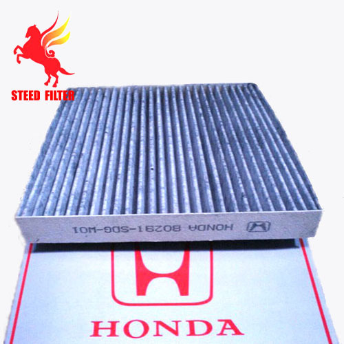 Bulk Production Honda 2 4 Actived Carbon Cabin Air Filters Oe No 80292 Sbg