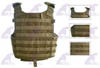 Bulletproof Products Military Overt Vest