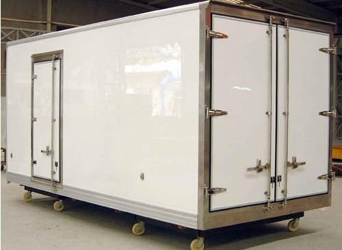 Bullex Insulated Truck Body