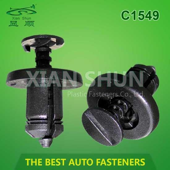 Bumper Grille Retainer Push Rivet Fastener Aftermarket Car Clip Auto