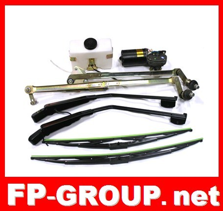 Bus Wiper Assy Blade Arm Linage Motor