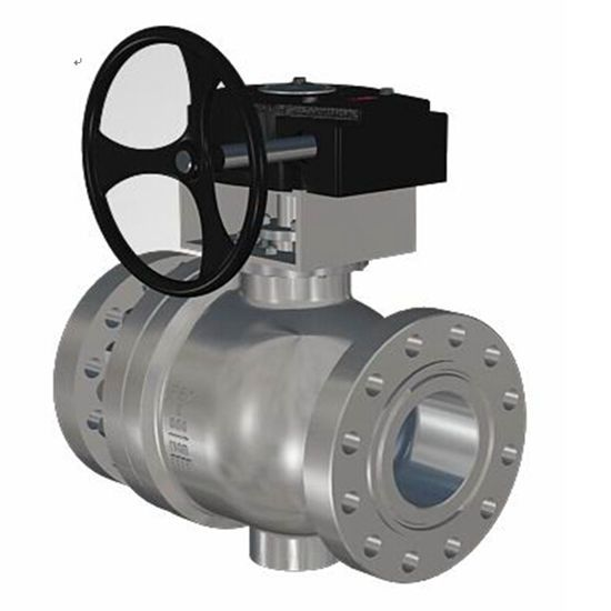 C Pattern Ball Valves